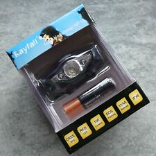 Super-Lightweight Camping Cree LED Head Torch - Super-Compact - Just 35 grams !