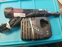 """Matco Infinum MCL1214R 12V 1/4"""" Ratchet - Battery Powered - Charger - (CR)"""
