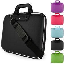 "SumacLife Leather Tablet Shoulder Bag Carry Case For 10.5""Microsoft Surface Go 2"