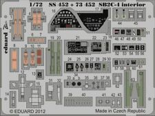 Eduard 1/72 CURTISS SB2C-4 Helldiver interni autoadesivo # SS452