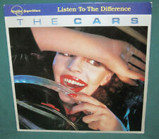 The Cars S/T 1st LP Nautilus NR 14 Superdiscs 1978 Original