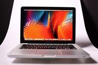 "Apple MacBook Pro 13 13.3"" Pre-Retina 2.5GHz i5 Laptop 16GB RAM 500GB SSD"