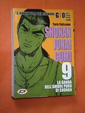 GTO SHONAN JUNAI GUMI-la banda dell'amore puro- N°9 -DI:TORU FUJISAWA- DYNAMIC