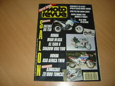 Moto revue N° 2822 Comparatif 125 sport.Cagiva 250 WMX