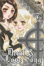 Devil & Love Song n.  7 di Miyoshi Tomori - Sconto 30% - Ed. Flashbook