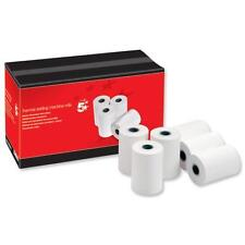 Thermal Rolls 57 x 40mm For Credit Card Machines Ingenico Streamline Barclays