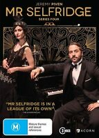 Mr. Selfridge : Season 4 : NEW DVD