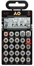 Synthesizer Teenage Engineering DJ Equipment Pro PO-33 KO Pocket Musik schwarz