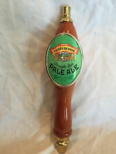 Collectible Sierra Nevada Draught Style Pale Ale Beer Wooden Beer Tap Handle