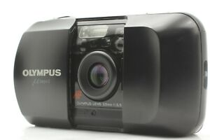 【Almost Mint】 Olympus Mju μ AF 35mm f/3.5 Point & Shoot Compact from JAPAN #314