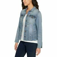 Buffalo David Bitton Womens Denim Jacket