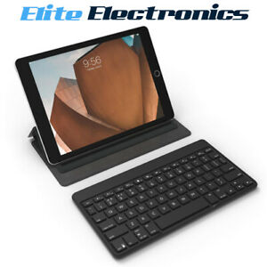 Mophie Zagg Universal Bluetooth Keyboard & Stand 7 Color Backlit