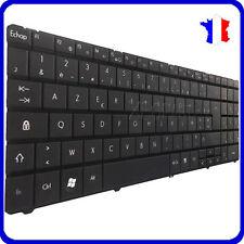Clavier Français Original Azerty Packard Bell EasyNote 7448350002  Noir  Neuf