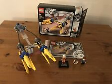 Star Wars Lego 75258: Anakin's Podracer – 20th Anniversary 100% Complete & Boxed