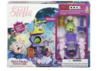Angry Birds Stella Telepods Piggy Palace Playset Game [Stella & Gale] by Hasbro