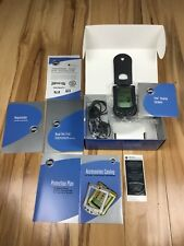 Palm M100 Handheld Pda - Original box/packaging and Serial Cable