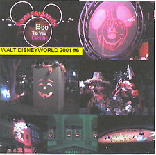COLLECTORS DISNEYWORLD DVD -2001-# 6 100 YEARS OF MAGIC-Halloween and more