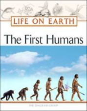 The First Humans (Life on Earth)-ExLibrary