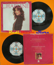 LP 45 7'' CHARLENE I've never been to me Somewhere in my life 1976 uk cd mc dvd