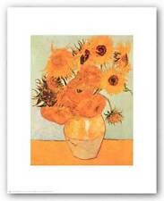 MUSEUM ART PRINT Sunflowers No 2 Vincent van Gogh 11x14