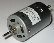 Mabuchi RS-385 Motor - 12V DC – 8170 RPM - RS-385SH - Powerful Hobby Motor