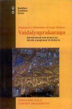 Nagarjuna's Refutation of Logic (Nyaya) Vaidalyaprakarana (Buddhist Tradition Se
