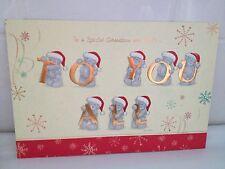 Especial Nieto y familia me to You Tatty Teddy tarjeta de Navidad de 99p