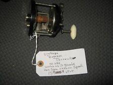 Vtg fishing reel Bronson Torrent #250 Works as it should (rash on spool) see pic