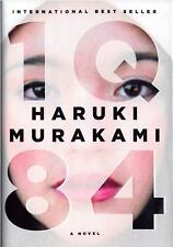 1Q84 by Haruki Murakami Hardcover Book (English)