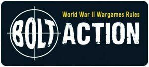 Boulons Action Champs de Bataille Débris Sur 8/15 Pré Ordre