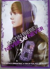 Justin Bieber: Never Say Never (DVD, 2011)