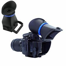 "3"" 3.2"" LCD Screen Viewfinder 3.0X Magnifier For Canon Nikon Pentax DSLR Camera"