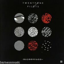 TWENTY ONE PILOTS ( NEW SEALED CD ) BLURRYFACE ( 21 PILOTS ) STRESSED OUT