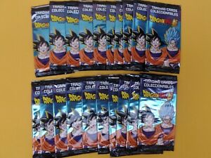 Goku Dragon Ball Z Colletibles Trading Cards 40 Packs Special Promotion!