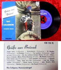 EP Ray Colignon: Grüsse aus Brüssel (1958)