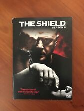 The Shield - Season 6 (DVD, 2008, 3-Disc Set)