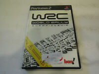 World Rally Championship Ps2  in Very Good Condtion Complete  With Manual CIB