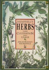 HERBS John & Rosemary Hemphill **VERY GOOD COPY**