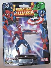 "Marvel Spider-man Miniature Alliance 2.75"" Action Figure New"