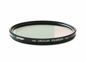 Tiffen 72mm CP JY Polarizer lens filter for JVC GY-HM620 ProHD Mobile camcorder