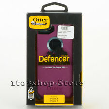 OtterBox Defender iPhone 7 iPhone 8 Case w/Holster Belt Clip Plum Purple/Gray