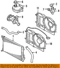 MINI OEM 03-06 Cooper-Radiator Cooling Fan Blade 17117541092