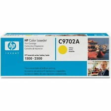 HP Color LaserJet C9702A Yellow Print Cartridge for HP 1500 2500 Series