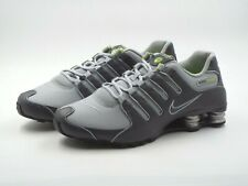 Men's Nike Shox NZ Size 11 (378341 009) Dark Grey (No box)