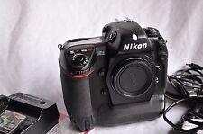 Nikon d2x DSLR Fotocamera Chassis, 12,4 MP, inneschi 36469