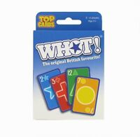 Top Cards Whot! Card Game