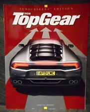 TopGear 252 Ford Mustang,Mercedes C-Class Subscribers Ed Magazine January 2014