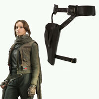 Jyn Erso Belt Gun Holster Star Wars Cosplay Costume Prop Rogue One High Quality