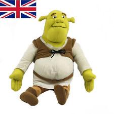 """16"""" Cartoon Shrek Ogre Plush Doll Stuffed 40CM Pillow Kids Birthday Gift Toys"""