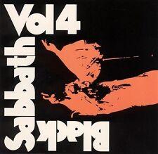 Black Sabbath, Vol. 4 by Black Sabbath (CD, Apr-1988, Warner Bros.)